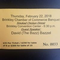 Brinkley Chamber of Commerce