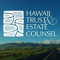 Hawaii Trust & Estate Counsel
