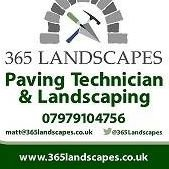 365 Landscapes and Paving