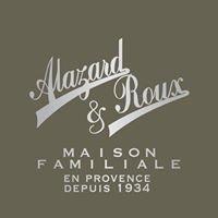 Alazard et Roux