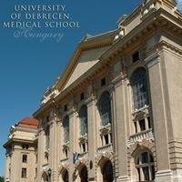 University of Debrecen, Medical School