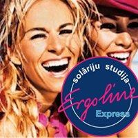 Ergoline Express solāriju studijas