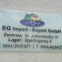 SG Import & Export GmbH