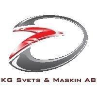 KG Svets & Maskin AB 070-3304805
