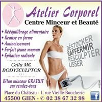 Atelier Corporel  Cellu M6 Amincissement  Gien