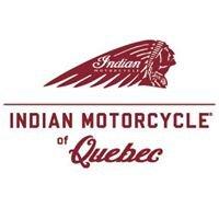 Indian Motorcycles Québec