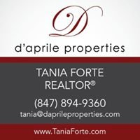 Tania Forte, Realtor at d'aprile properties