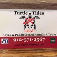 Turtle Tides Jekyll Rentals & Tours