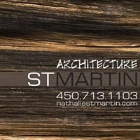 Architecture Nathalie St-Martin