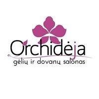 """Gėlių ir dovanų salonas """"ORCHIDĖJA"""""""