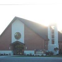 St. Barbara Catholic Church (Cloverdale, Ohio)