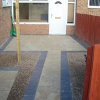 New look paving