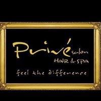 Prive salon hair & spa by julia