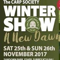 Carp Society Winter Show