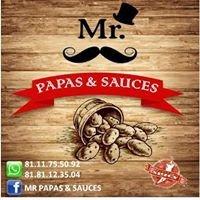 Mr papas & Sauce