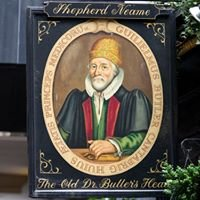 The Old Doctor Butler's Head