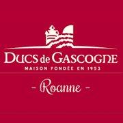 DUCS DE GASCOGNE - ROANNE