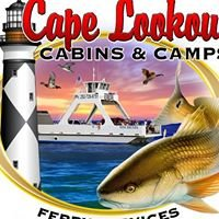 Cape Lookout Cabins, Camps & Ferry Service