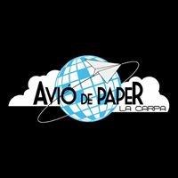 Avió de paper