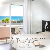 Hôtel la Plage*** Ste Maxime