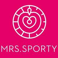 Mrs.Sporty Baar