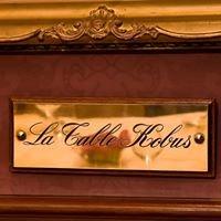 Restaurant la Table Kobus