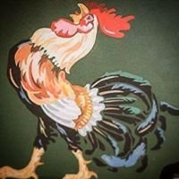Night Rooster by Locavore