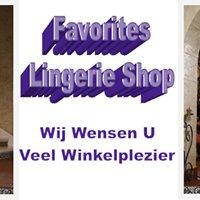 Favorites Lingerie Shop