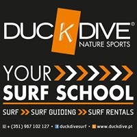 DUCKDIVE - Surf School, Camp and Shop