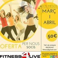 Fitness4live Reus