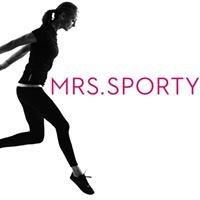 Mrs.Sporty Unna