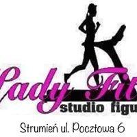 Studio Figury Lady Fit / siłownia / Strumień