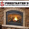 Firestarter's Custom Fireplaces & Stoves, Inc.