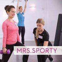 Mrs.Sporty Friedberg