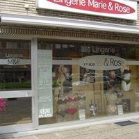 Lingerie Marie & Rose