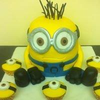 Darren Warnock Cake Design