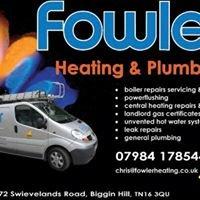 Fowler Heating & Plumbing
