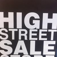 World High Street Sale Store