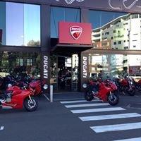 Frasers - Ducati showroom