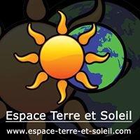 Espace Terre et Soleil