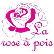 La rose à pois