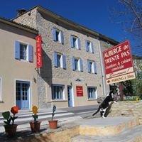 Auberge de Trente Pas - 26110 Drôme