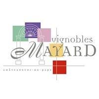 Vignobles Mayard