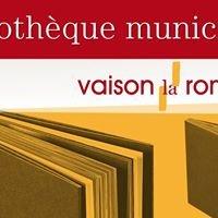 Médiathèque municipale de Vaison-la-Romaine