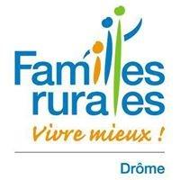 Familles Rurales Drôme