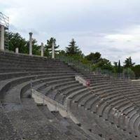 Théâtre Antique De Vaison La Romaine