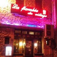 Restaurant La Flambée Du Village Velaux