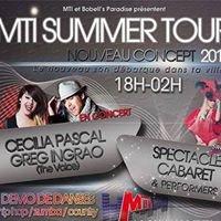 Mti Summer Tour Le Pouzin