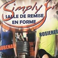 """SIMPLYFIT """"Le fitness tout simplement"""""""