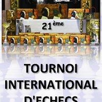 21eme tournois international d'échecs de Créon